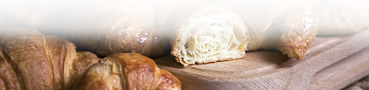 Multi-Grain Croissant enriched with fibre 0% sugars added 75 g
