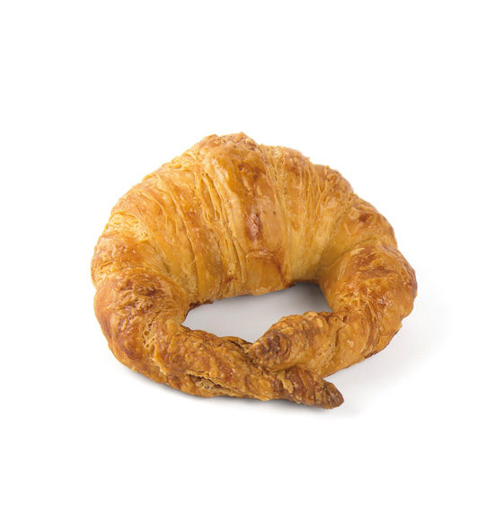 Curved Margarine Croissant 25 g