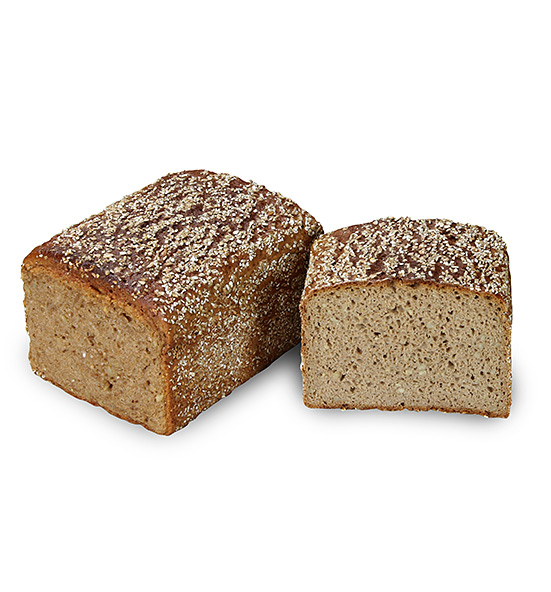 Whole wheat bread, Country 1000 g