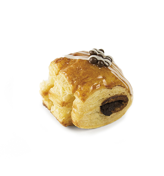 Mini puff pastry chocolate 30 g