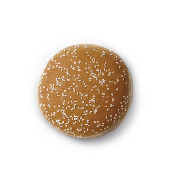 Hamburger bun with sesame seeds 84 g