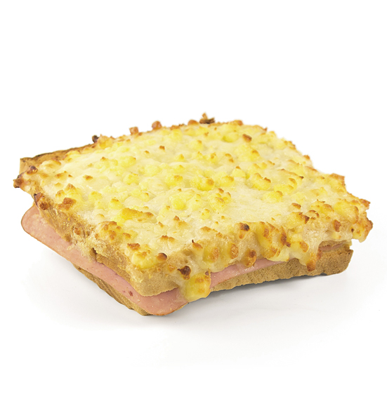 Croque ham and cheese 175 g