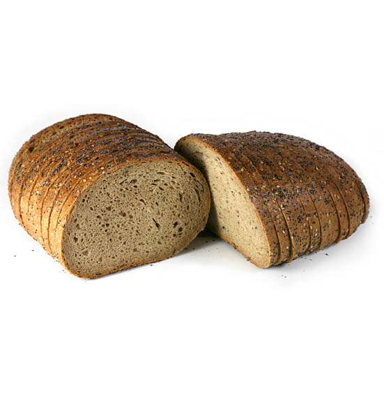 Grain bread cut 750 g