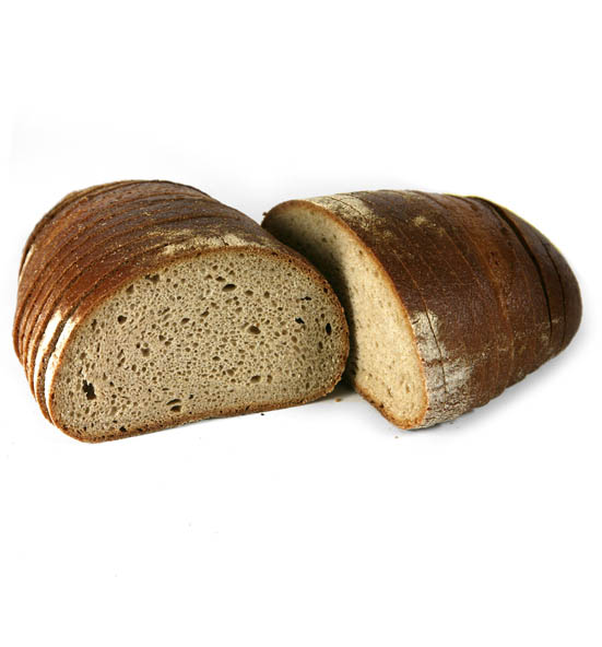 Rye mix bread cut 750 g