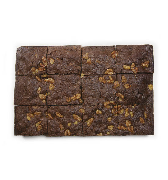 Pastís Brownie 900g
