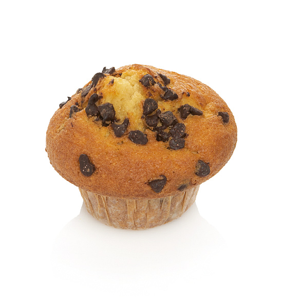 Muffin Chocolate Chips 85 g