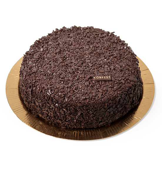 Tarta KÖRFEST Triple Chocolate 950 g