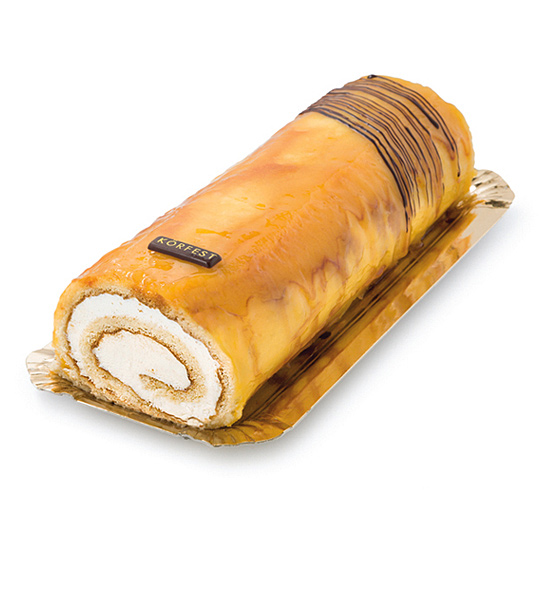 Roll KÖRFEST Cream Toasted Egg White 750 g